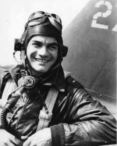 Fighter Pilot Bill Grosvenor, Sr.