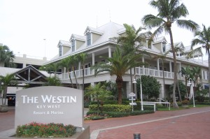 The beautiful Westin in Key West!