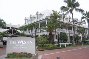 The beautiful Westin in Key West!